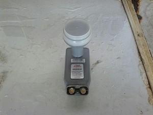 Lens antenna