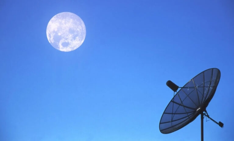 Parabolic or Satellite dishes