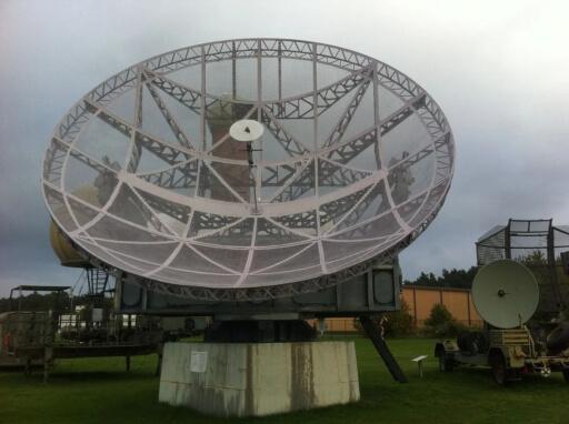 types of parabolic satellite dishes